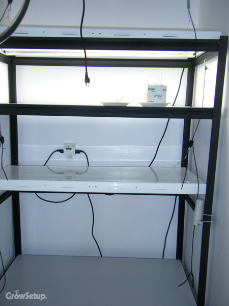 Grow Room Setup: Previous Work Medical Marijuana Grow Rooms